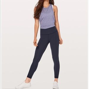 Lululemon Wunder Under Hi Rise 7/8 Tight